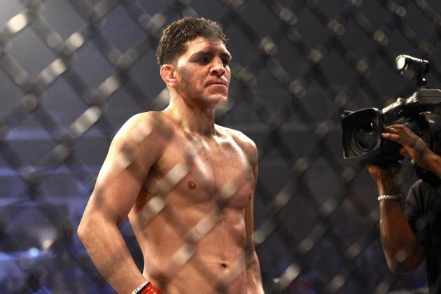 Nick Diaz: Can He Become More Than a UFC Cult Hero?