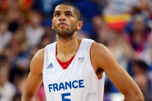 France vs. Egypt FIBA World Cup 2014: Game Grades, Analysis for France, Pharaohs