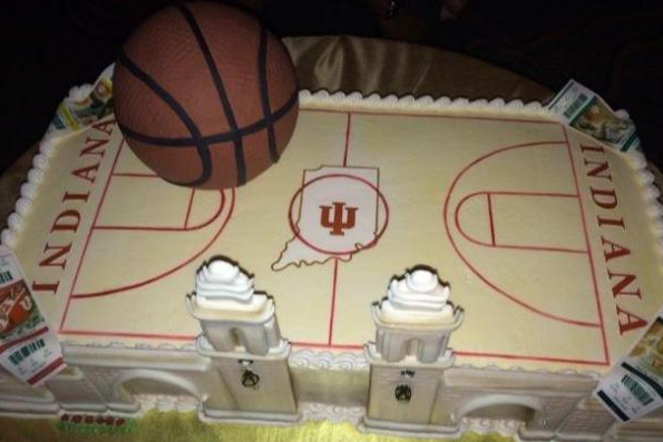 Assembly Hall as a Groom's Cake? Why Not!