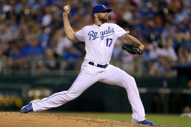 Royals' Wade Davis Sets Franchise Record with 27 Straight Scoreless Appearances