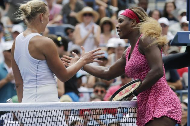 Serena Williams vs. Kaia Kanepi: Score and Recap from 2014 US Open
