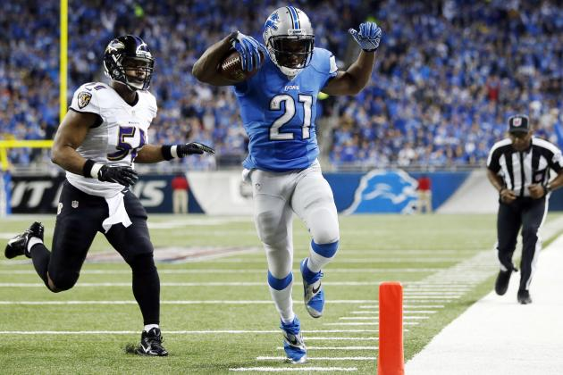 Detroit Lions Will Look to Feature RBs Often in Passing Game