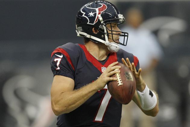 Rams Claim Ex-Texans QB Case Keenum