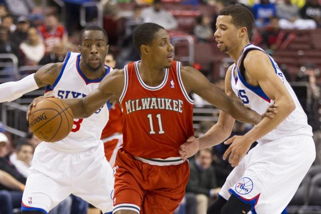 Who Should Be Milwaukee Bucks' Starting Point Guard Next Season?