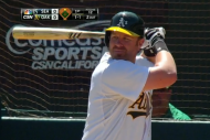 Adam Dunn Hits Home Run in First Plate Appearance…