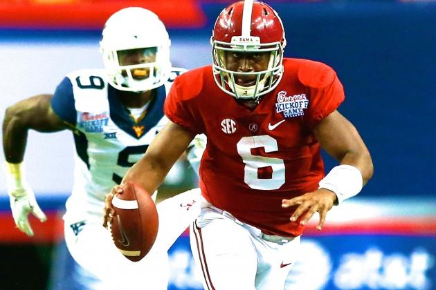 Weeks 2 and 3 Will Decide Alabama QB Battle Once and for All