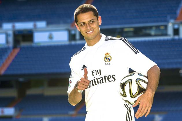 Javier Hernandez a Good Fit for Real Madrid, but Doesn't Address Balance Issues