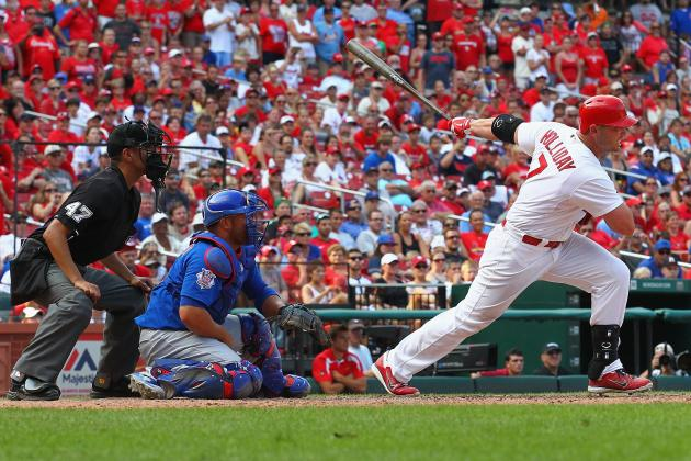 Holliday Leads Cardinals Past Pirates 5-4