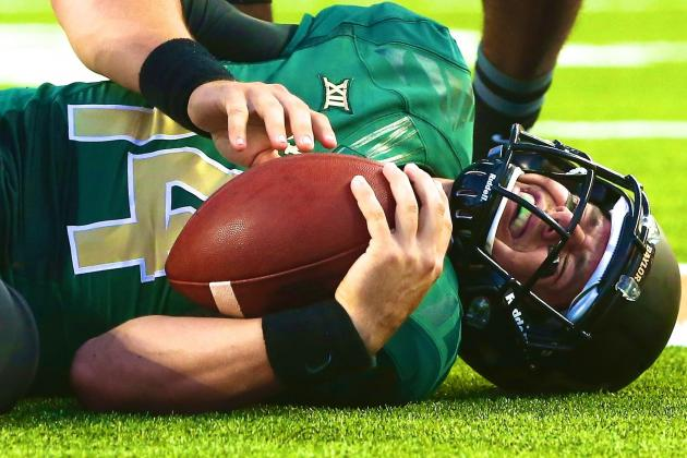 Bryce Petty Injury: Updates on Baylor Star's Back and Return
