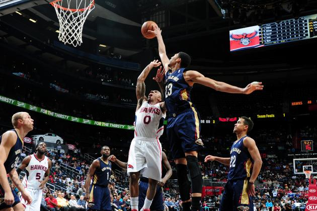 Anthony Davis Is the Future of NBA Pick-and-Roll Defense