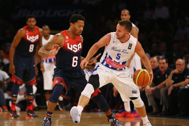 Gilas Pilipinas vs. Puerto Rico: FIBA World Cup 2014 TV Info, Live Stream, More