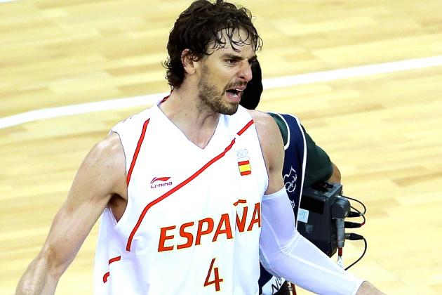 Spain vs. Brazil: Score and Twitter Reaction for FIBA World Cup 2014
