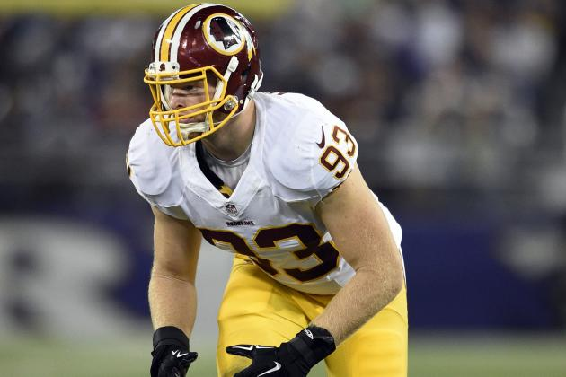 Breaking Down How Washington Redskins Will Use Jason Hatcher and Trent Murphy