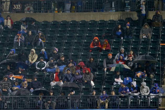 Report: Mets Fire Ticket-Sales VP