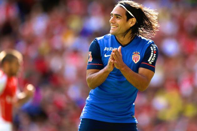 Radamel Falcao to Manchester United: Latest Loan Details, Reaction and More