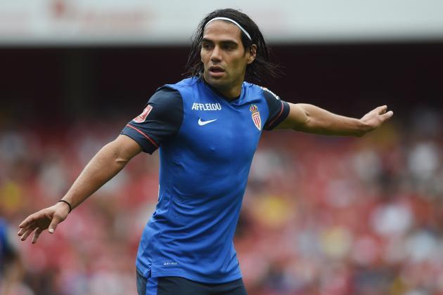Radamel Falcao Deal Final Twist of Crazy Transfer Window for Manchester United