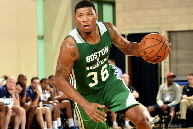 Why Marcus Smart Can Replace Rajon Rondo for Boston Celtics