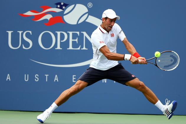 Will Novak Djokovic's Hard-Court Dominance Continue at 2014 US Open?