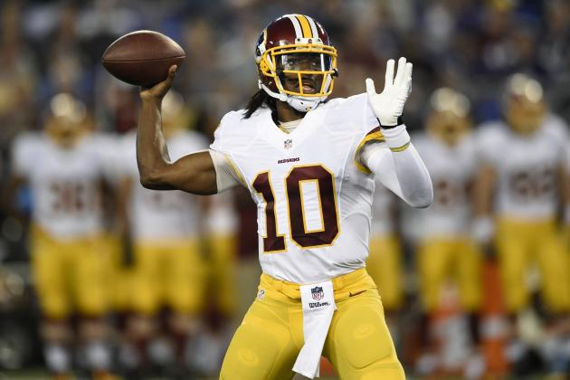 Week 1 NFL Picks: Latest Betting Odds, Vegas Spreads and Projections