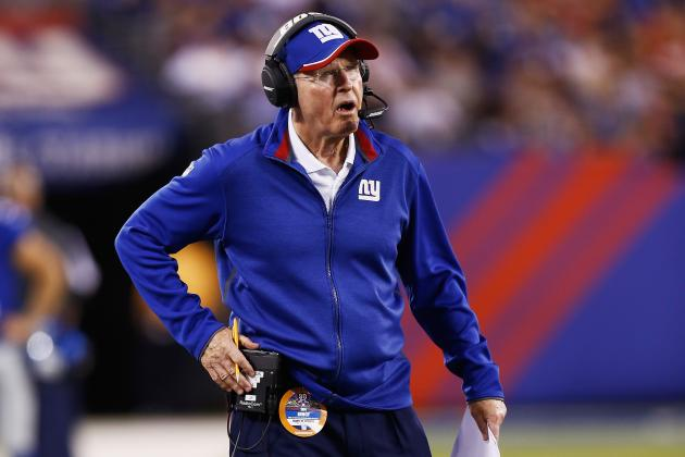 Mathias Kiwanuka: Tom Coughlin More Intense