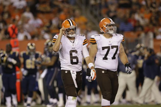 Breaking Down Brian Hoyer's Subpar Preseason for the Cleveland Browns