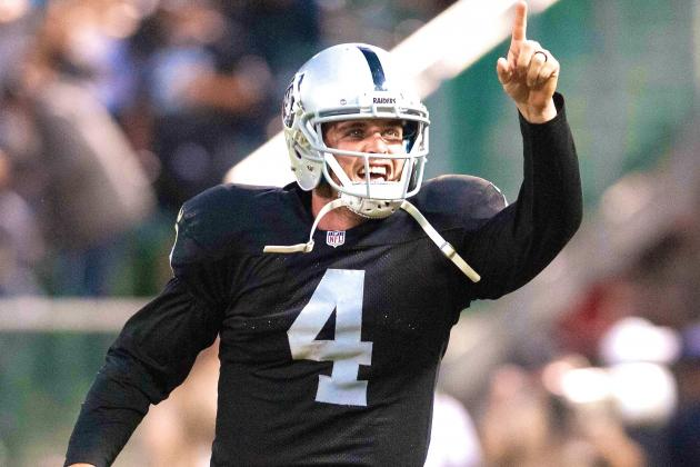 Despite Challenges Ahead, Raiders Naming Derek Carr Starter Was Right Move