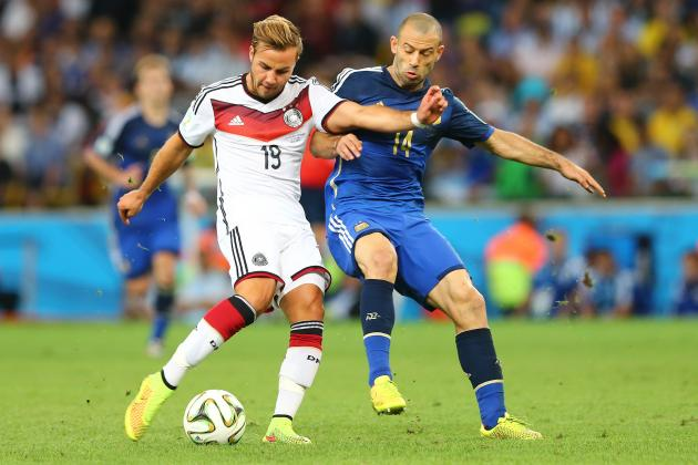 Germany vs. Argentina: Date, Time, Live Stream, TV Info and Preview