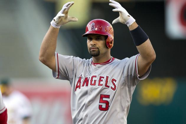 Albert Pujols as a Leader Can Help Angels' World Series Run