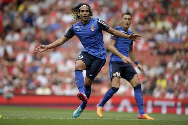 Manchester United Transfer News: Radamel Falcao Contract Terms, Key Stats, More