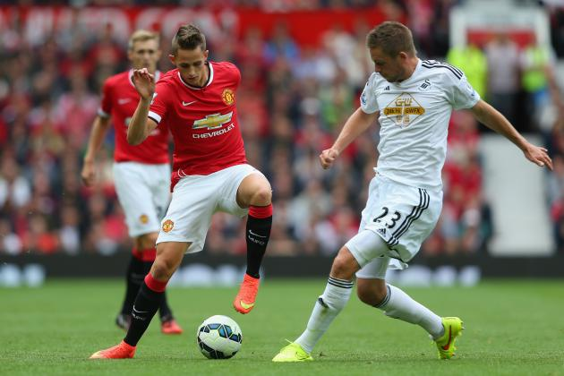 Adnan Januzaj Is Odd Man out at Manchester United Following Arrival of Di Maria