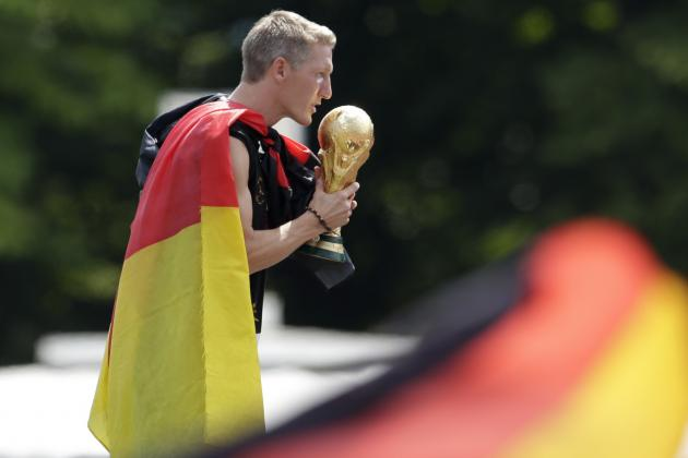 Bastian Schweinsteiger Named New Germany Captain by Joachim Low