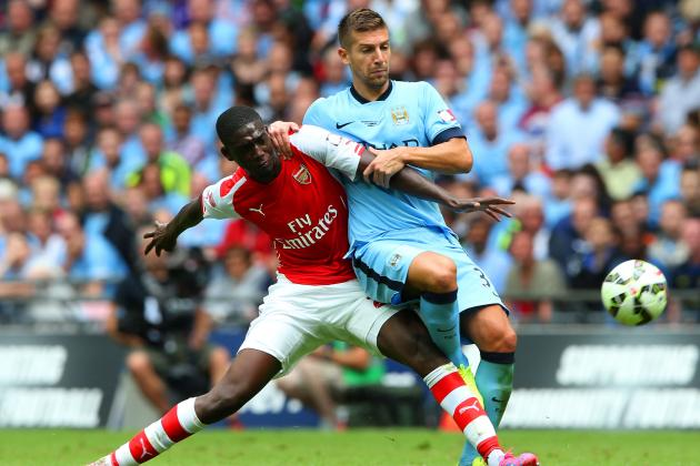 Matija Nastasic Must Make Most of Transfer Reprieve at Manchester City