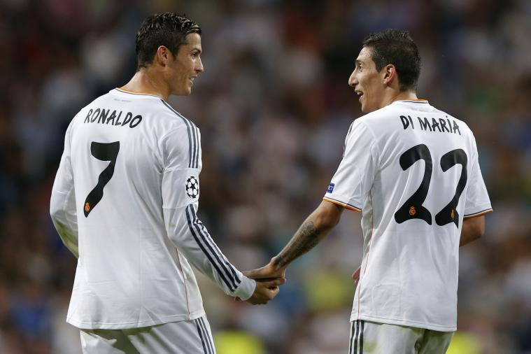 Angel Di Maria Would Have Left Real Madrid in 2013 but for Cristiano Ronaldo