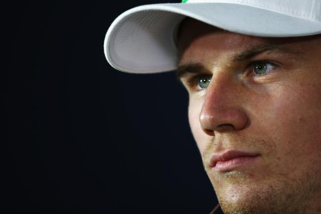 Nico Hulkenberg Has Not Yet Done Enough to Secure a Top Seat in F1 in 2015