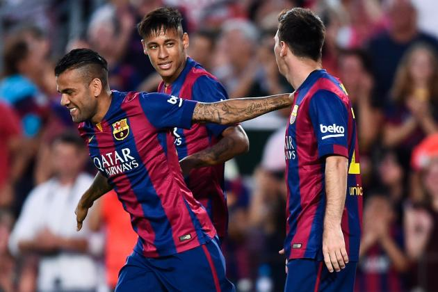 Dani Alves and Barcelona Are Correct to Part Ways at the End of the Season