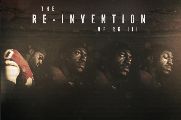 The Complicated Reinvention of RG3