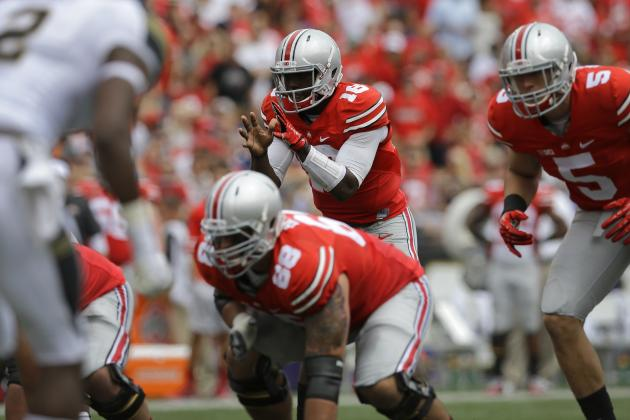 Ohio State Football: The Key to Saving J.T. Barrett's Season