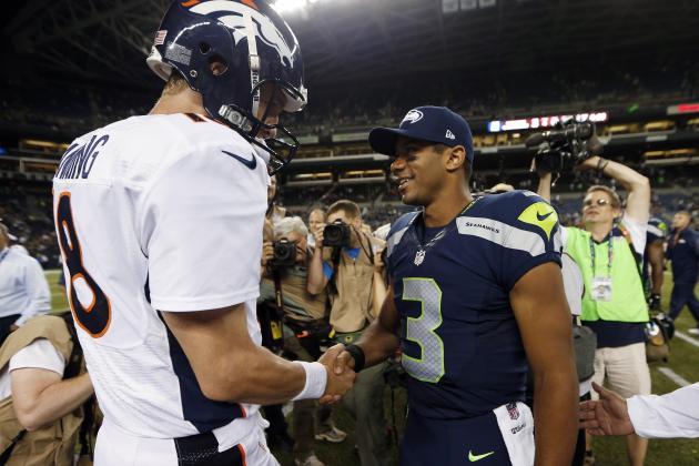 NFL Odds: Week 1 Opening Lines Favor Seahawks, Broncos