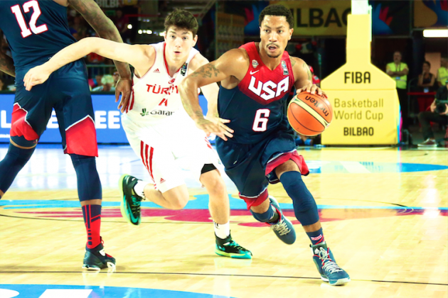 USA vs. New Zealand: TV Info, Live Stream and Preview for FIBA World Cup 2014