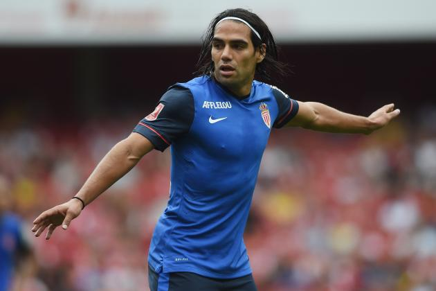 Radamel Falcao Exit Is Final Nail in Doomed Monaco Project