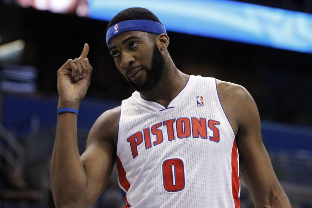 How Far Away Is Andre Drummond from Becoming the NBA's Best Center?