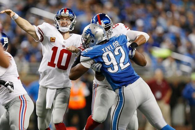 How the Detroit Lions Defense Can Attack Eli Manning and the Giants Passing Game