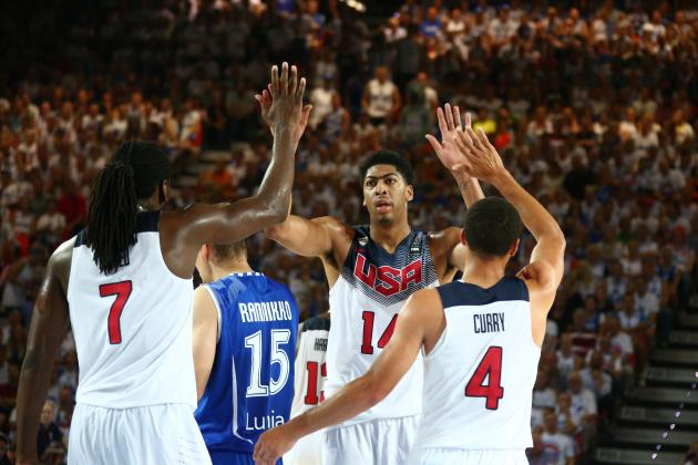 FIBA World Cup 2014: Day 4 Schedule and Updated Championship Predictions
