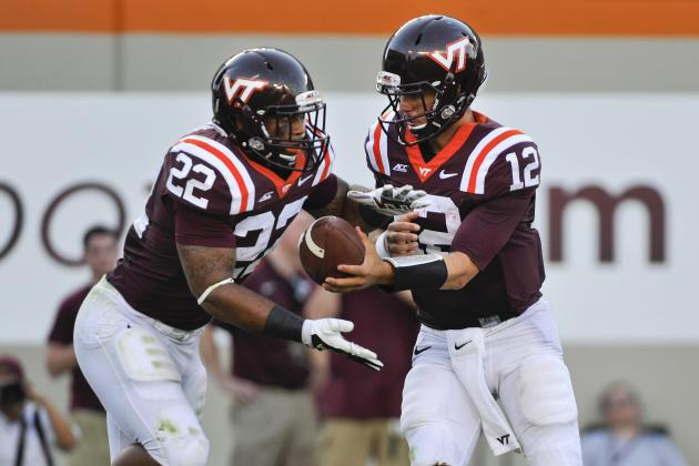 Virginia Tech Ready to Bring Quick Offense to 'Shoe