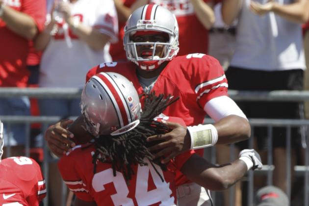 Tight End Marcus Baugh Suspended for Buckeyes' First Two Games for 'Stuff'