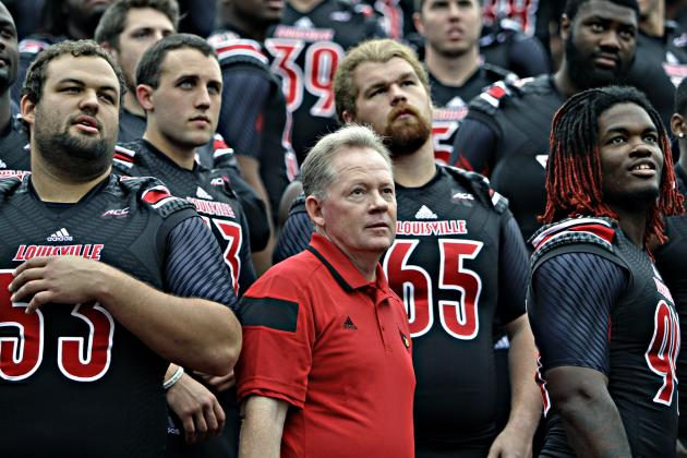 Grading Bobby Petrino's Return to Big-Time College Football