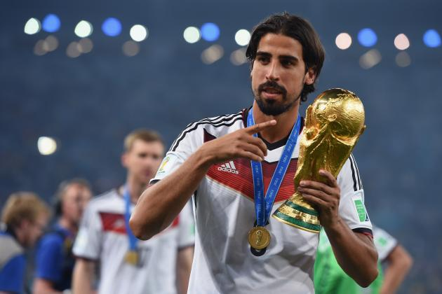 Sami Khedira Injury: Updates on Real Madrid Star's Knee and Return