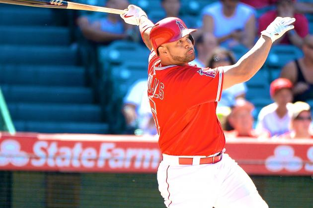 Albert Pujols as a Leader Can Help Angels' World Series Run