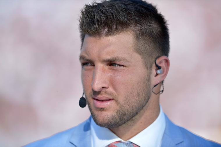 Fantasy Football Owners Still Believe Tim Tebow Can Help Them Win Their League