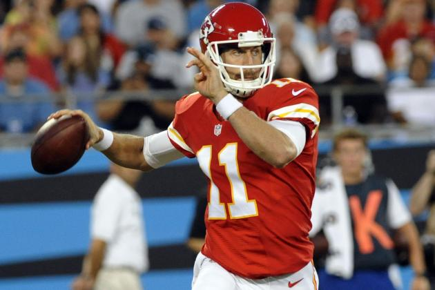 Alex Smith on Extension: It Is Fair Both Ways